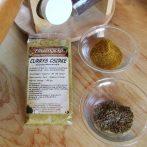 Currys csirke fűszerkeverék