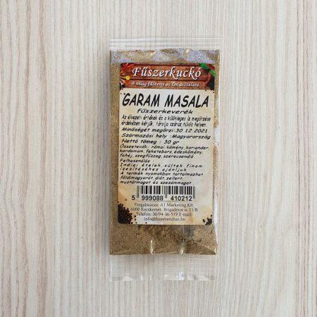Garam masala fűszerkeverék az indiai ételekhez