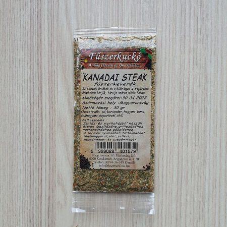 Kanadai steak fűszerkeverék