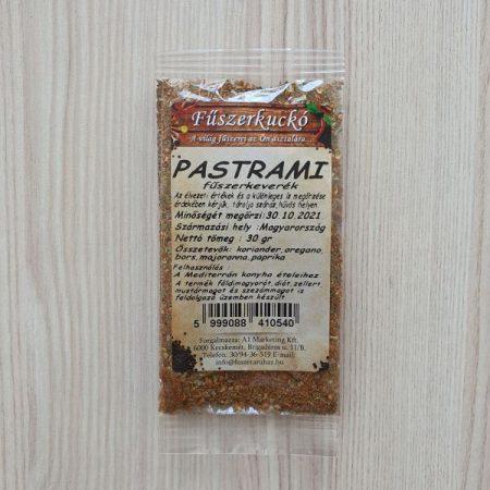Pastrami fűszerkeverék 30g