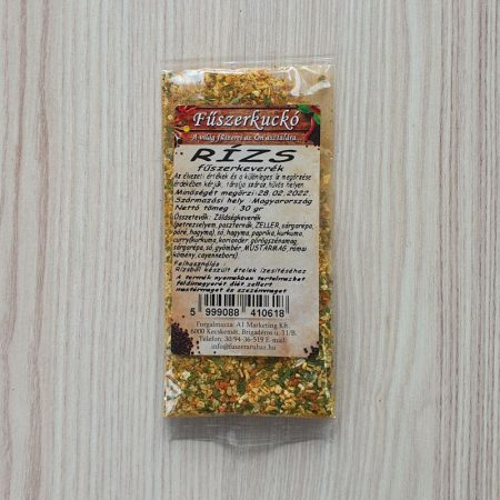 Rizs fűszerkeverék 30 g