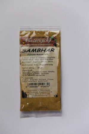 Sambhar fűszerkeverék 30g