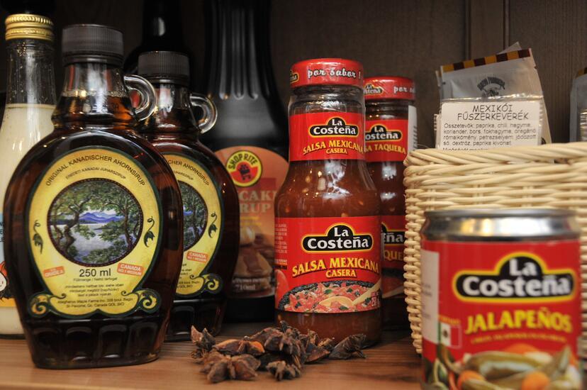 Fűszerkuckó - Fűszerbolt belső 13 kép