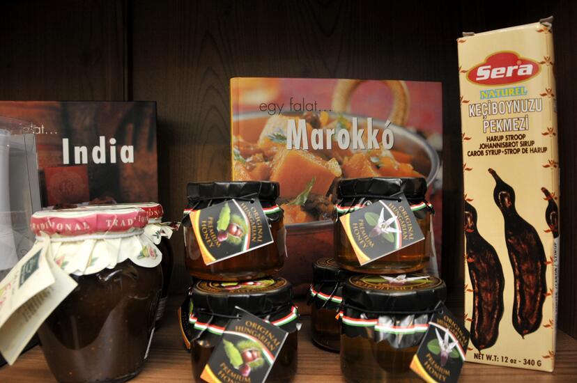 Fűszerkuckó - Fűszerbolt belső 6 kép