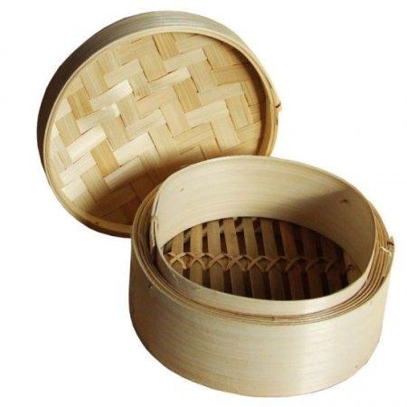 160 cm-es átmérőjű bambusz pároló tetővel