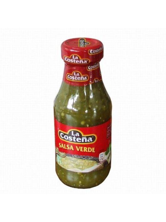 Salsa verde mexikói szósz