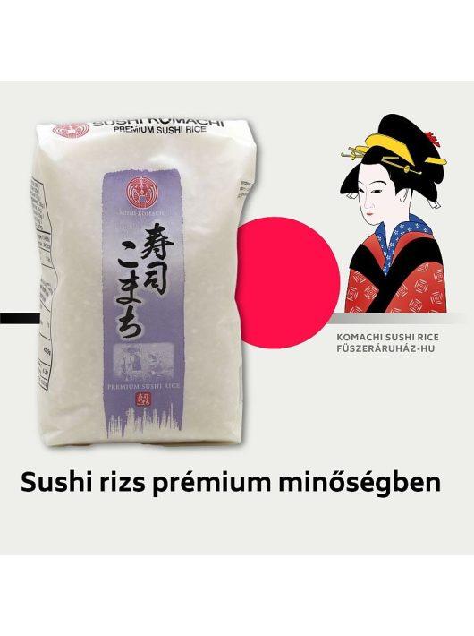 Szusi rizs prémium - Komachi