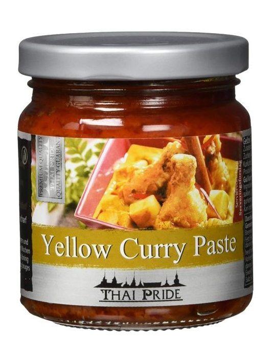 Yellow thai curry paszta