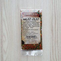 Aglio - olio-fűszerkeverék