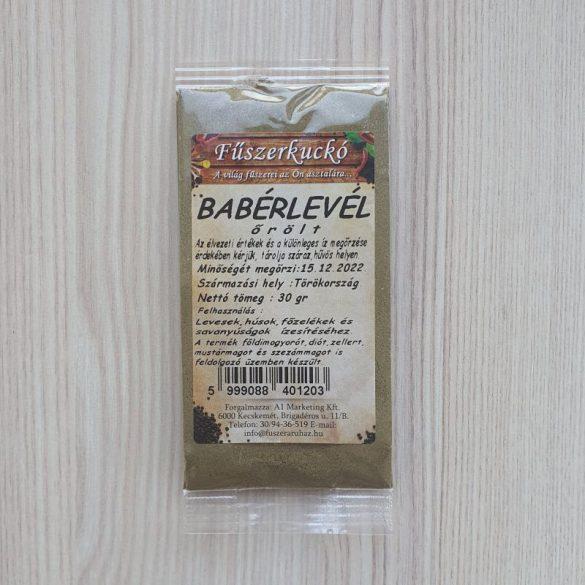 Babérlevél őrölt 30 g