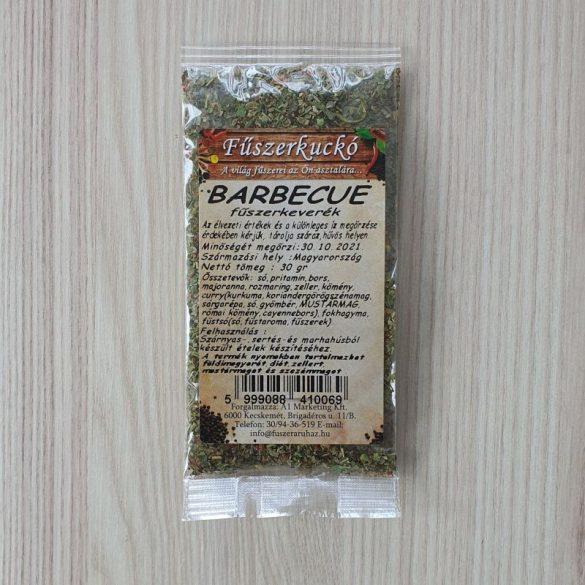 Barbecue fűszerkeverék