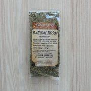Bazsalikom morzsolt zöldfűszer