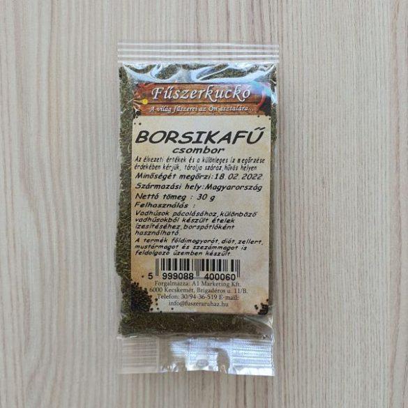 Borsikafű - régi ízek fűszere