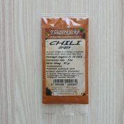 Chili őrölt fűszer