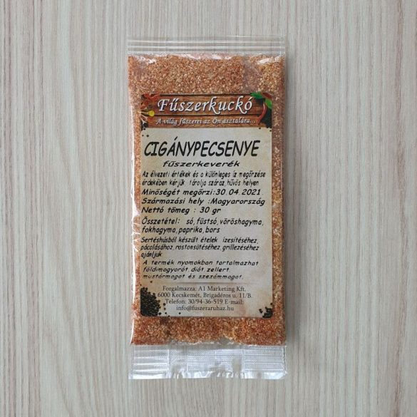Cigánypecsenye fűszerkeverék 30 gr