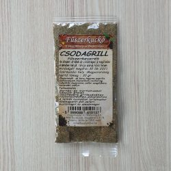 Csodagrill fűszerkeverék 30 gr