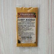 Curry madras indiai fűszerkeverék 30g
