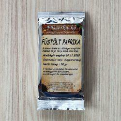 Füstölt őrölt paprika, 250 g magyar