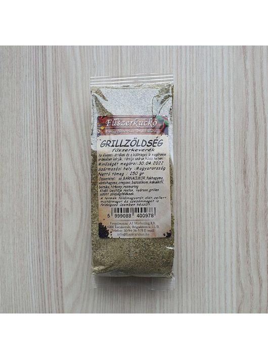 Mediterrán zöldfűszerkeverék