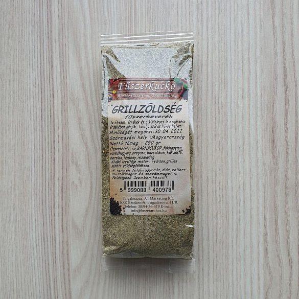 Grillzöldség fűszerkeverék 250 g