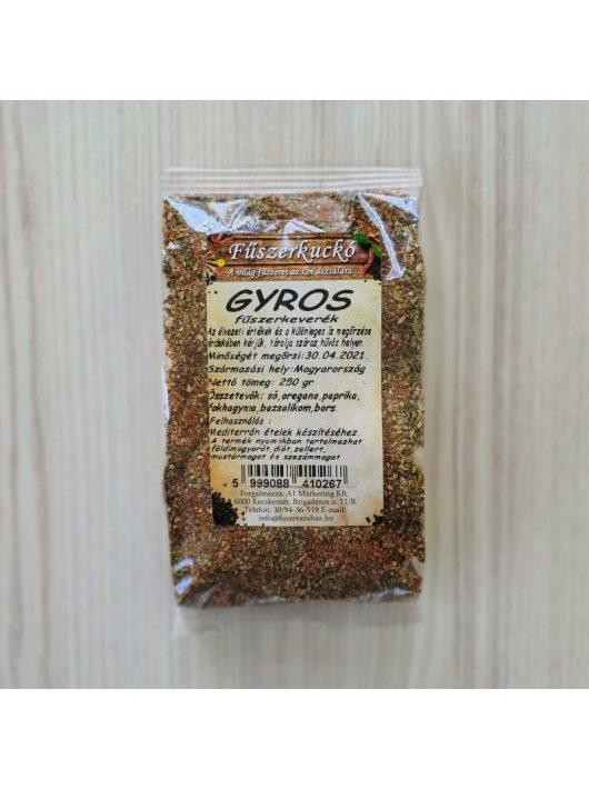 Gyros görög fűszerkeverék