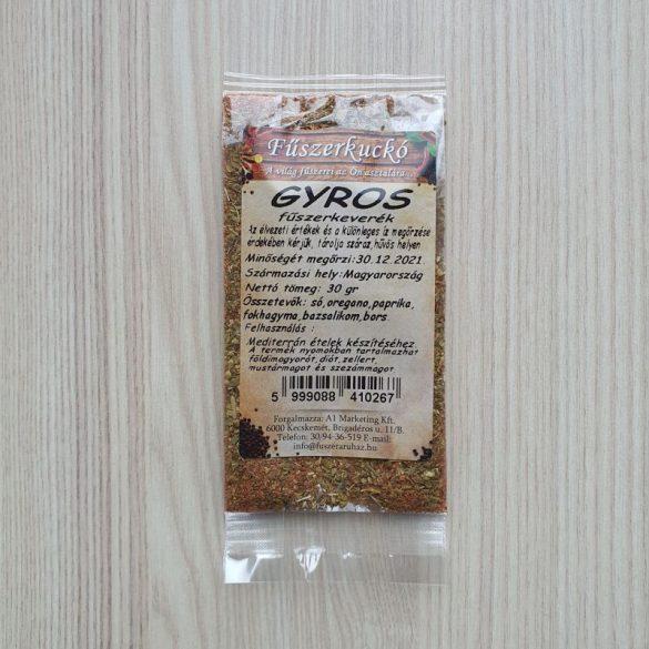 Gyros görög fűszerkeverék 30g