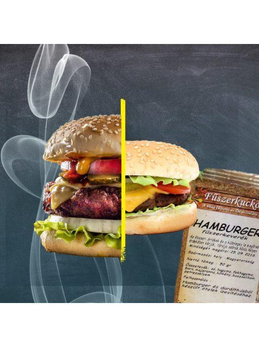 Hamburger fűszerkeverék