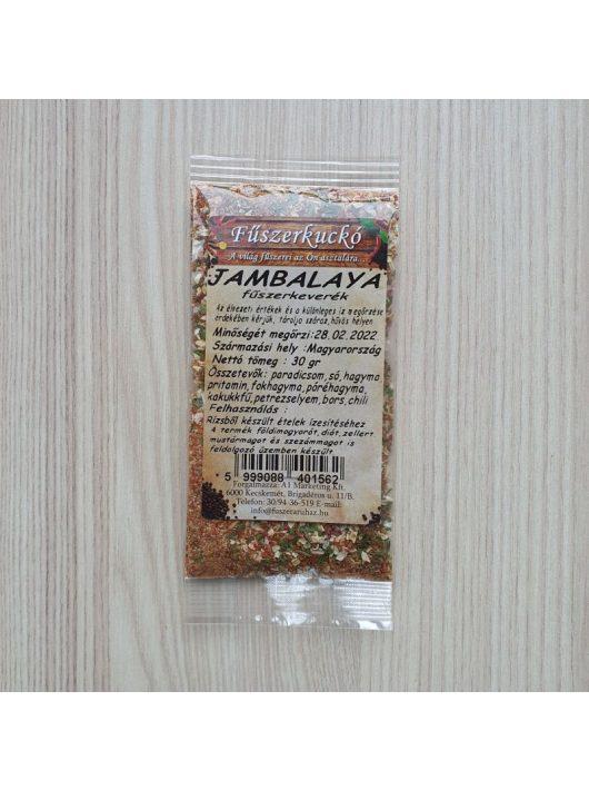 Jambalaya fűszerkeverék