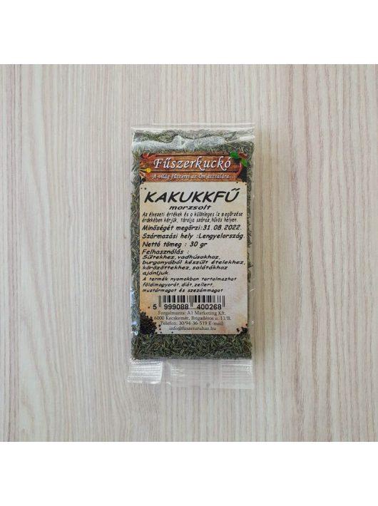 Kakukkfű morzsolt zöldfűszer