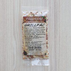 Grillpác fűszerkeverék magyaros ízvilággal