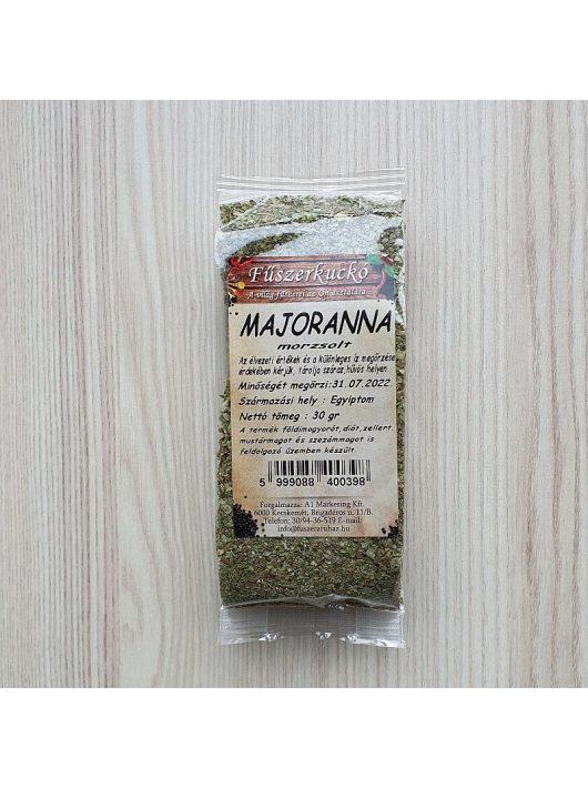 Majoranna zöldfűszer, morzsolt