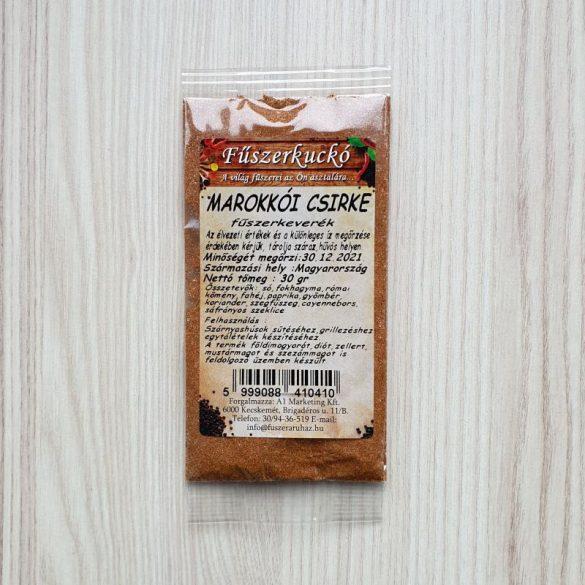 Marokkói csirke fűszerkeverék 30g
