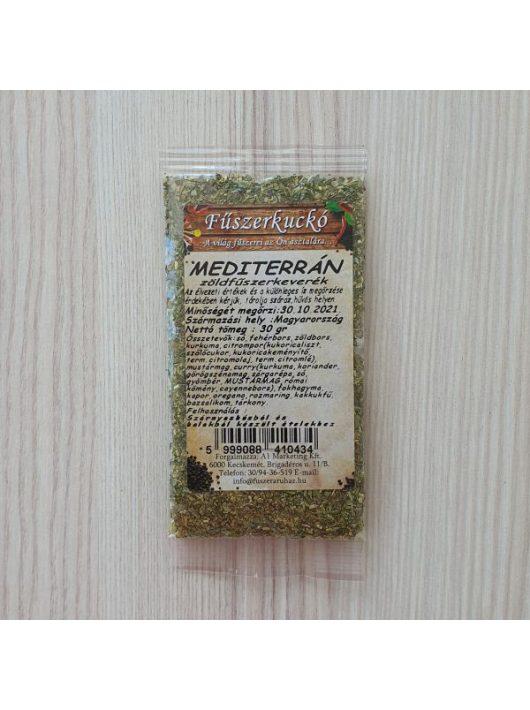 Olasz fűszerkeverék zöldfűszerekből
