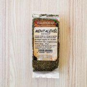 Mentalevél-borsmenta morzsolt zöldfűszer 30g
