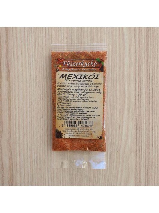 Mexikói fűszerkeverék
