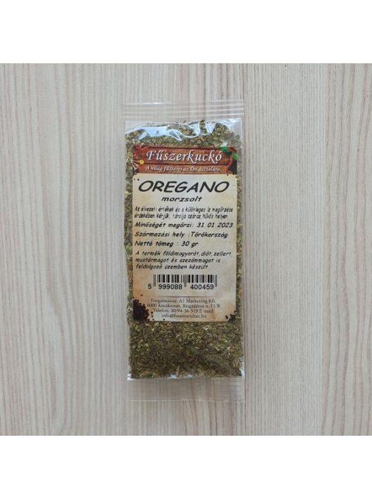 Oregano morzsolt zöldfűszer