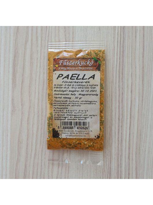 Paella spanyol fűszerkeverék