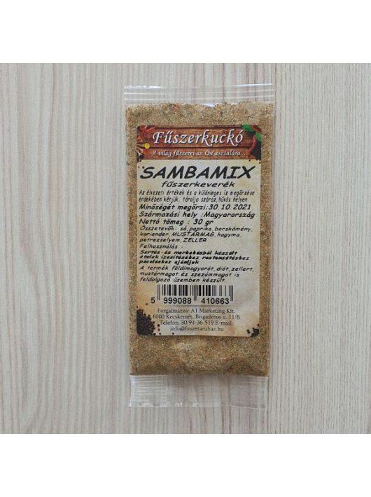 Sambamix fűszerkeverék