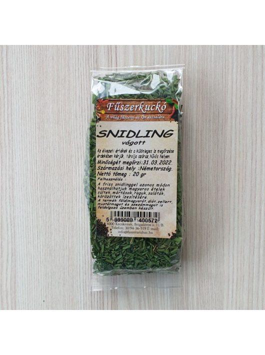 Snidling-Metélőhagyma vágott zöldfűszer