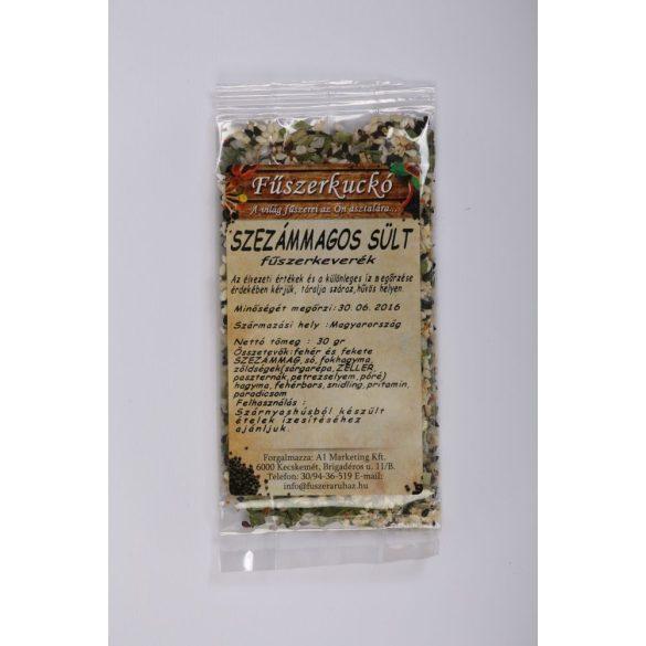 Szezámmagos sült fűszerkeverék