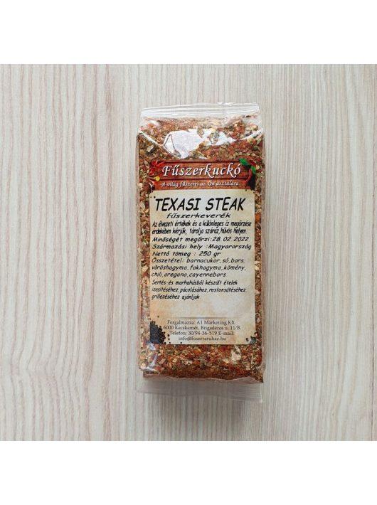 Texasi steak fűszerkeverék gasztro