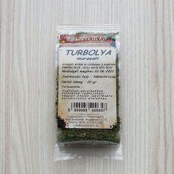 Turbolya morzsolt zöldfűszer