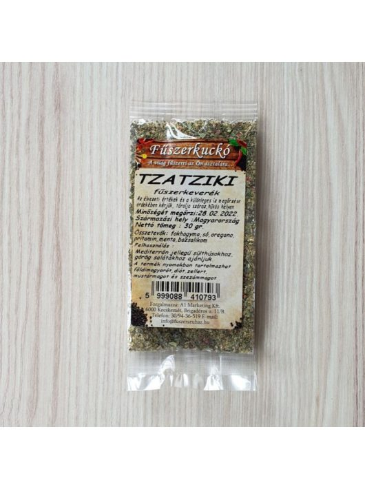 Tzatziki fűszerkeverék