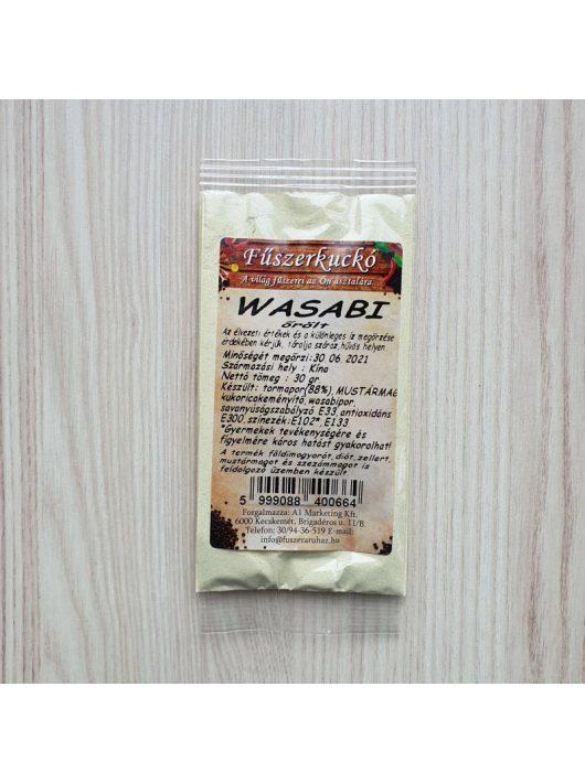 Wasabi őrölt