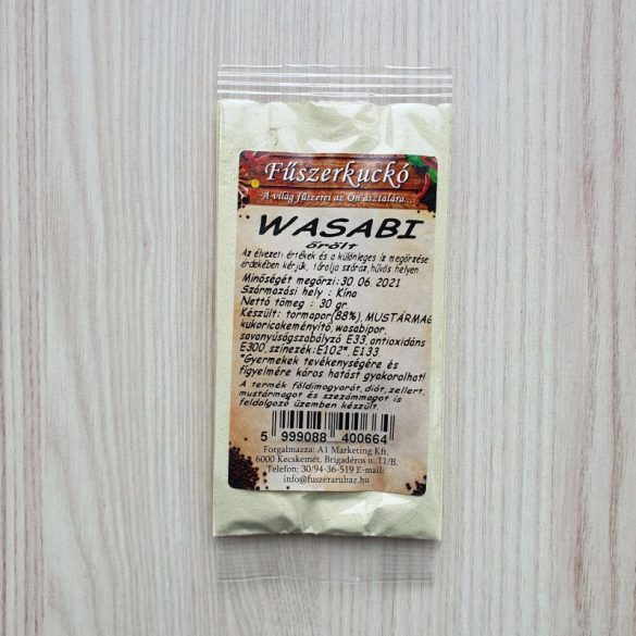 Wasabi őrölt 30g