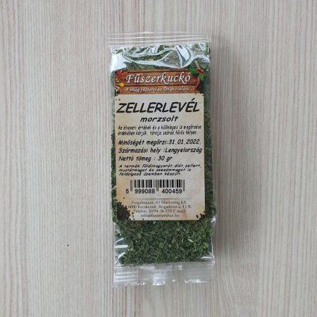 Zellerlevél morzsolt 30g