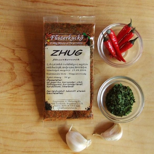 Zhug fűszerkeverék