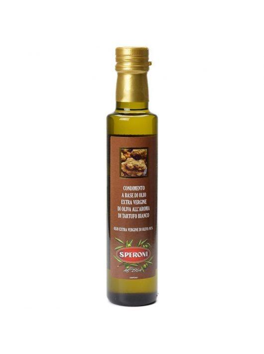 Fehér Szarvasgombás ízesítésű extra szűz olivaolaj