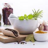 Fűszerek zöldségekhez