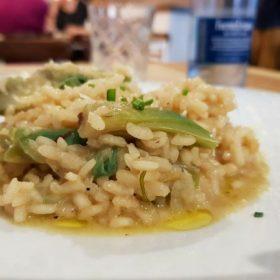 Rizottó rizsek